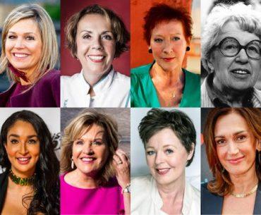 Zin nomineert, 75 jaar nadien, 75 krachtige vrouwen