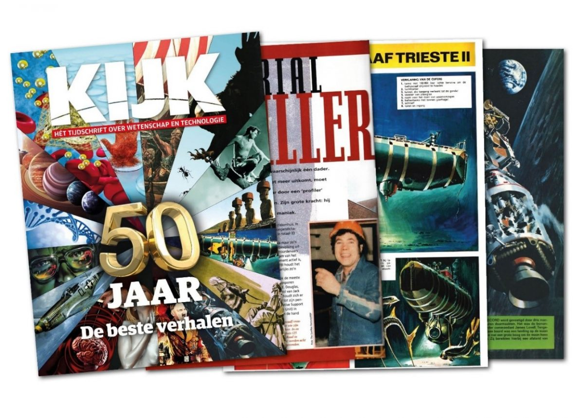 www elsevier nl 50 jaar KIJK viert 50 jarig bestaan met speciale editie   www elsevier nl 50 jaar